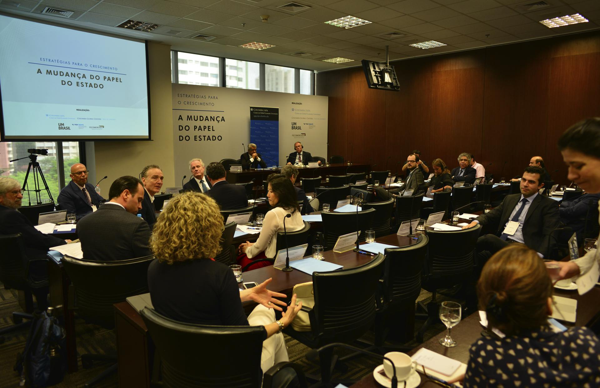 São Paulo | Strategies for Growth: The Changing Role of the State