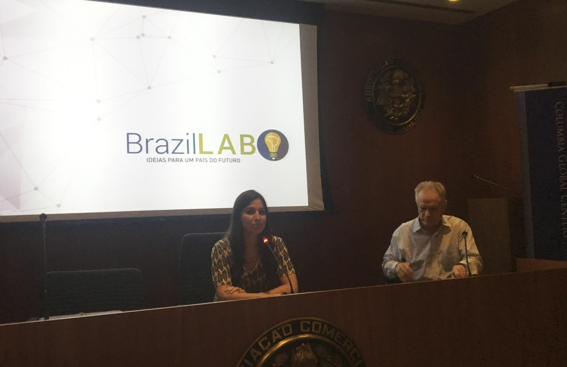 Launch of the BrazilLab challenge in Rio