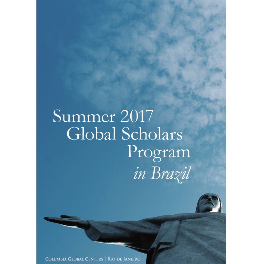 Global Scholars Report cover