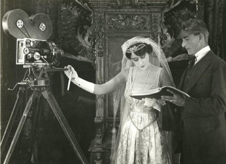 "First Light Silent Film Series: ""The Cinema Discovers Form"""