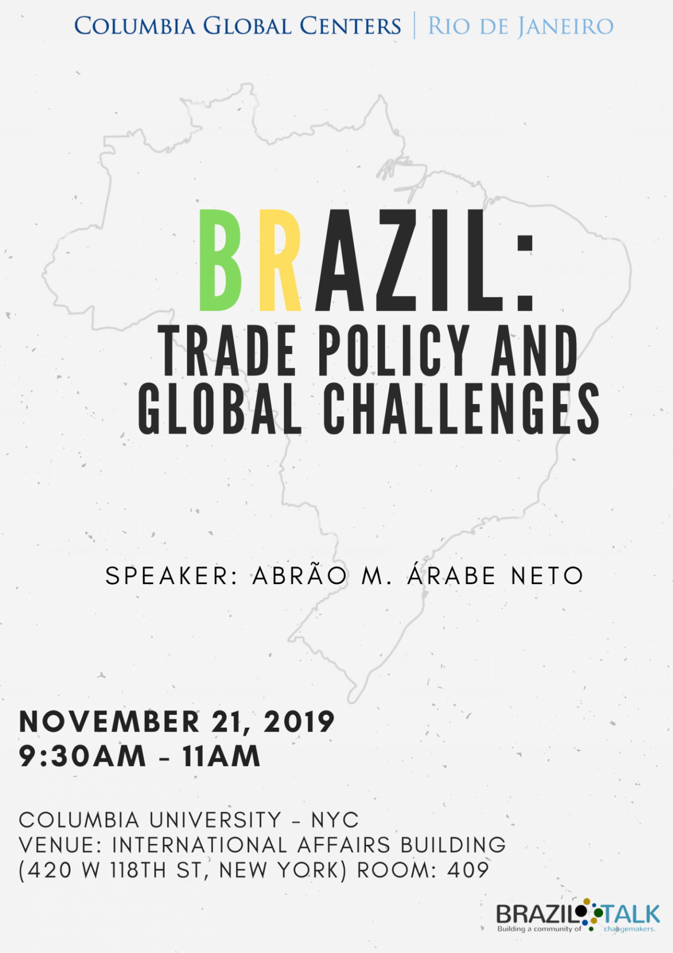 Brazil: Trade Policy and Global Challenges