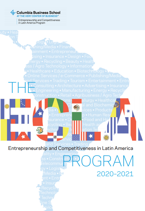 Entrepreneurship and Competitiveness in Latin America
