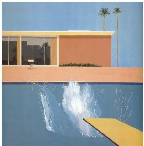 David Hockney talk