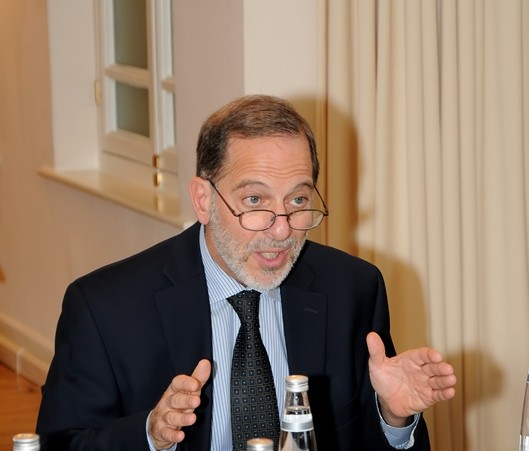 Prof. Rashid Khalidi - Shifting Strategic Perspectives in the Wake of the Iran Nuclear Accord