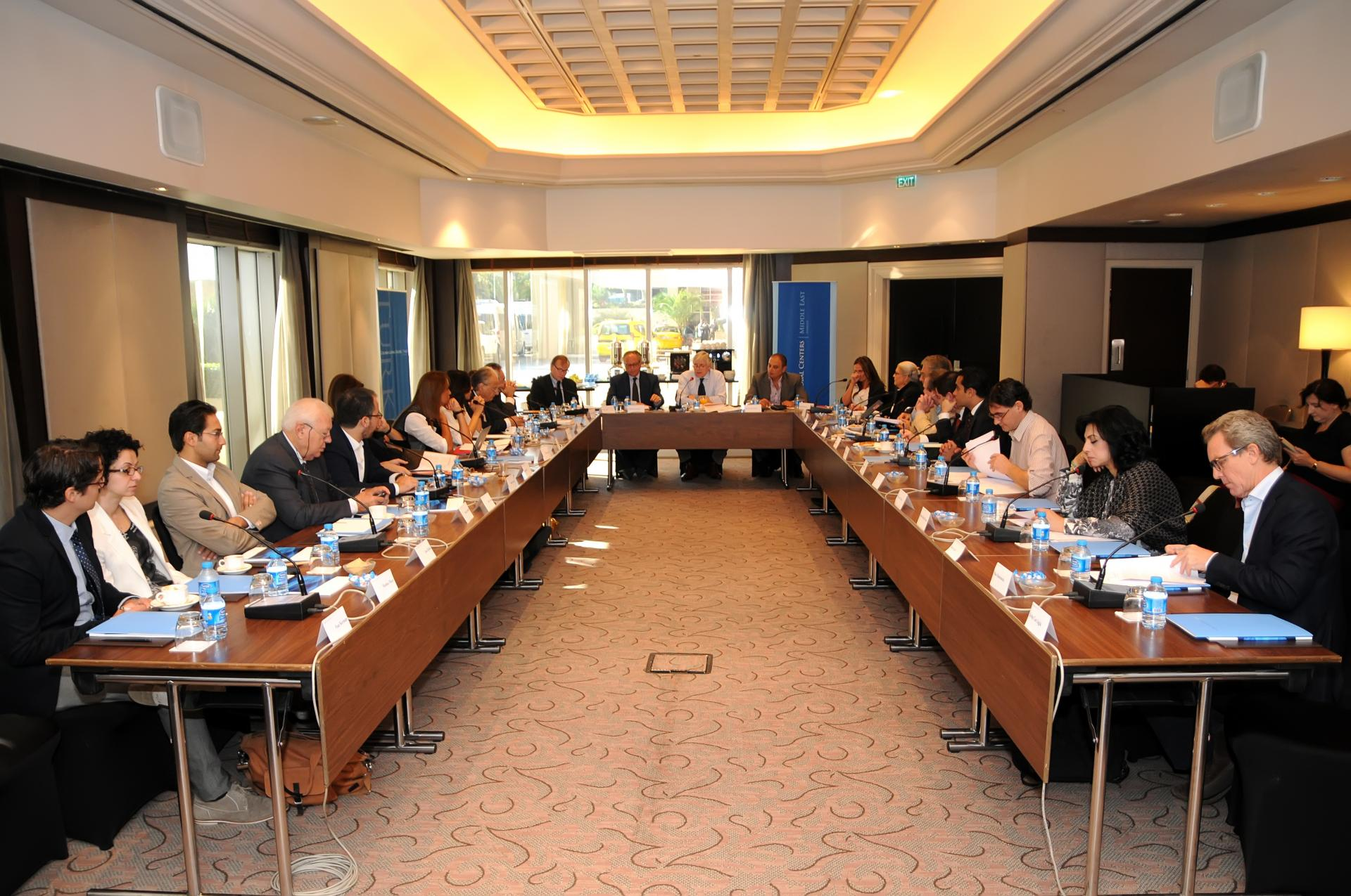 Istanbul Workshop on Geopolitical Developments and Press Freedoms in the Middle East and Turkey