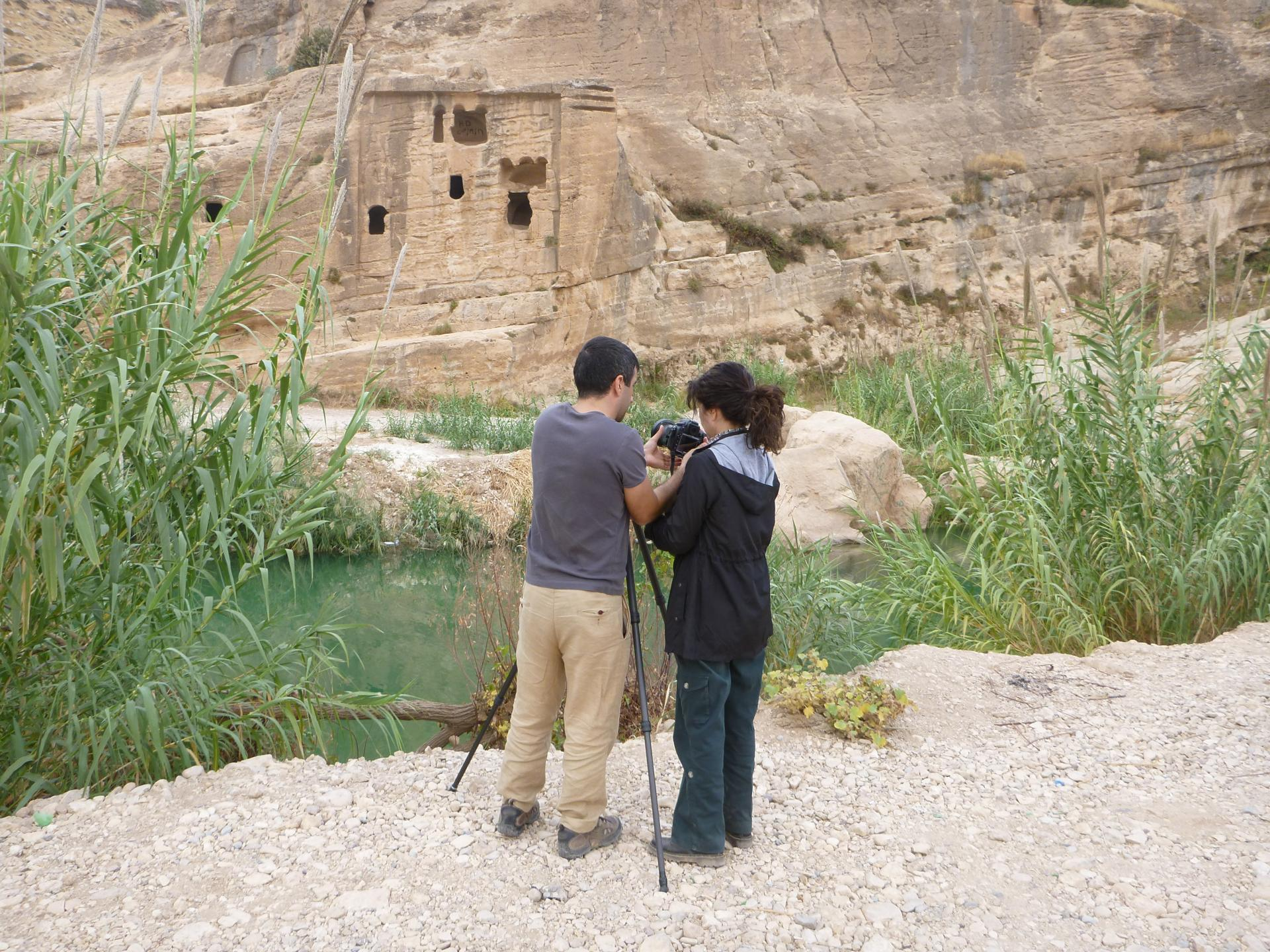Mapping Mesopotamian Monuments in Iraq, Syria and Turkey