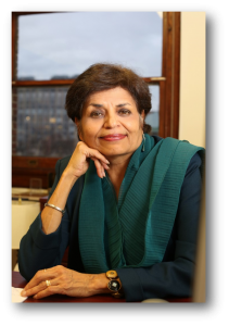 photo of Vishakha N. Desai