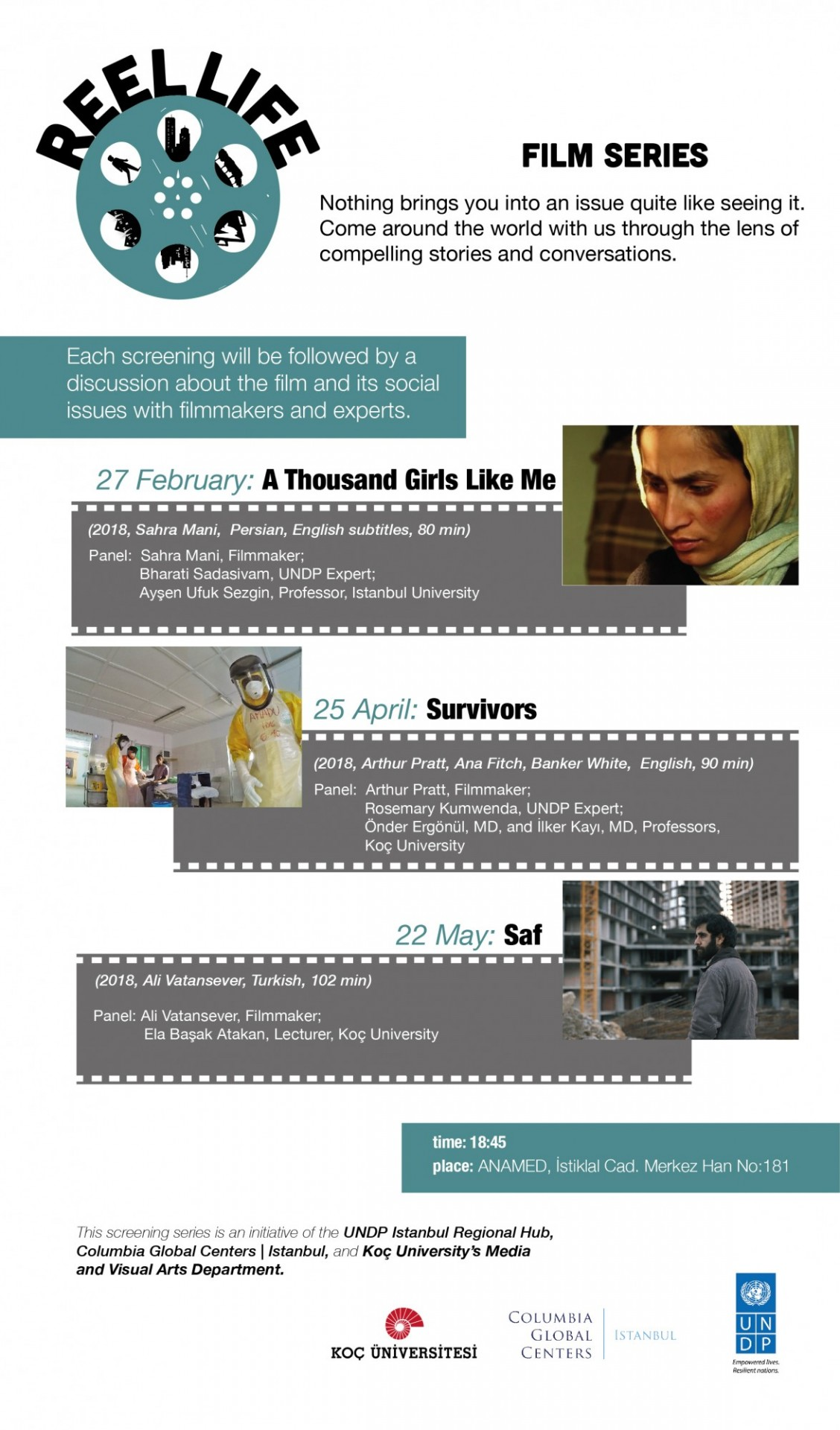 ReelLife Film Series