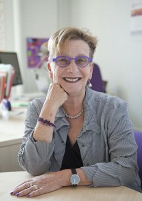 photo of Marianne Hirsch