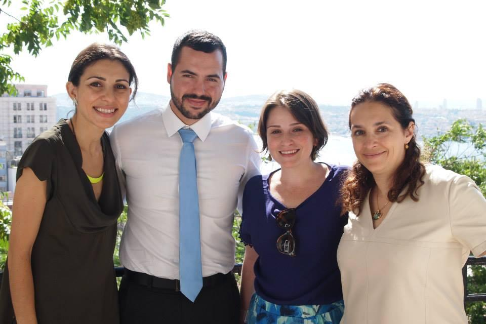 CGC | Turkey Hosts Colleagues from our Global Center in Brazil