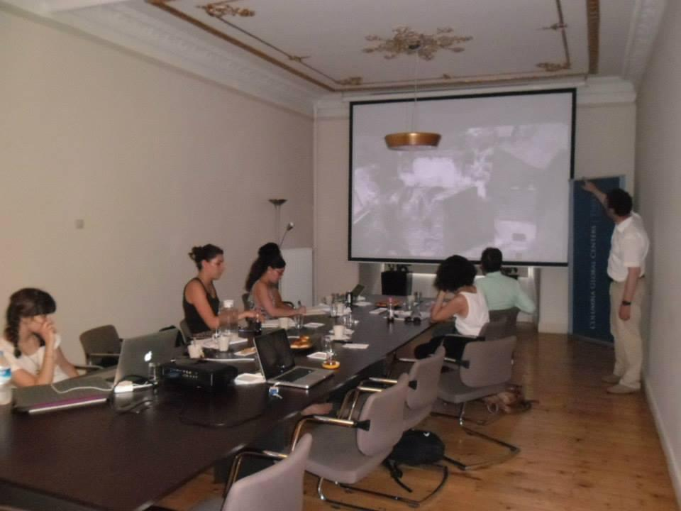 Columbia – Boğaziçi Byzantine Studies and Urban Mapping Summer Program