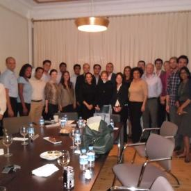 Columbia Business School Faculty and Student Visits