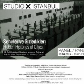 "Panel on ""Ankara after September 12 Military Coup"""