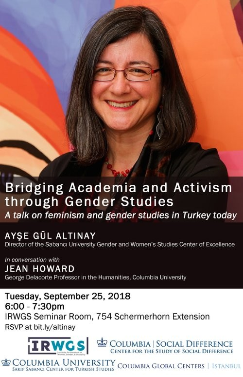 Bridging Academia and Activism through Gender Studies