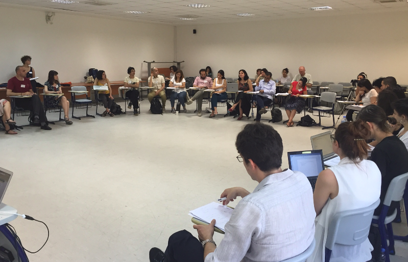 Summer Training Program: Historical Dialogue and Dealing with the Past