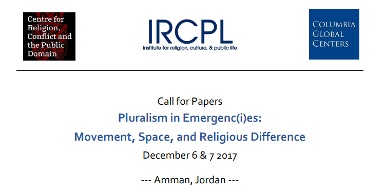 CALL FOR PAPERS!