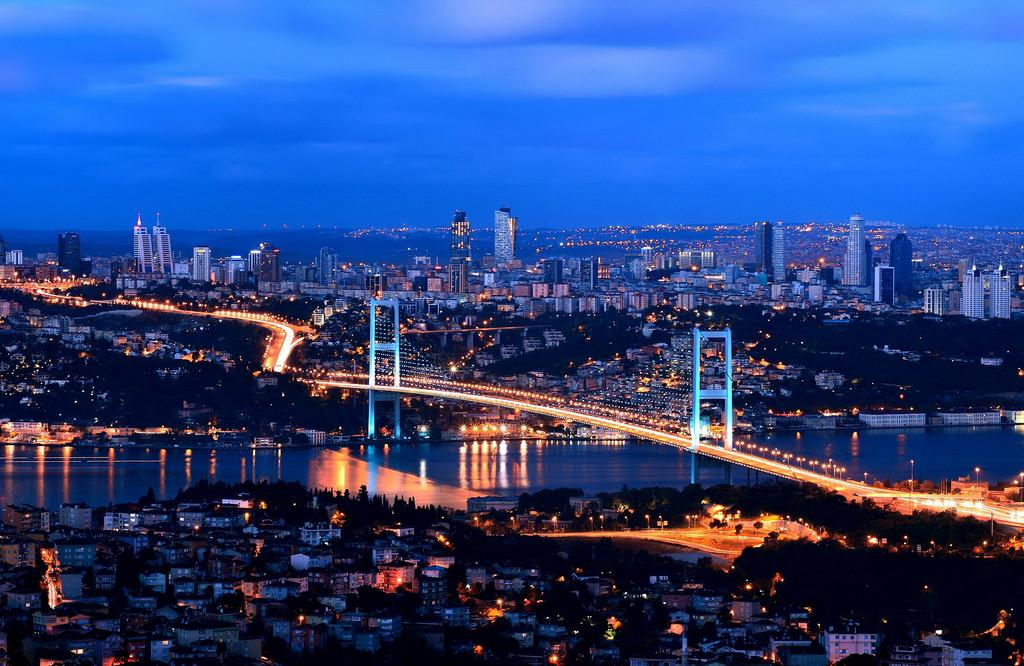 Landscape of Istanbul