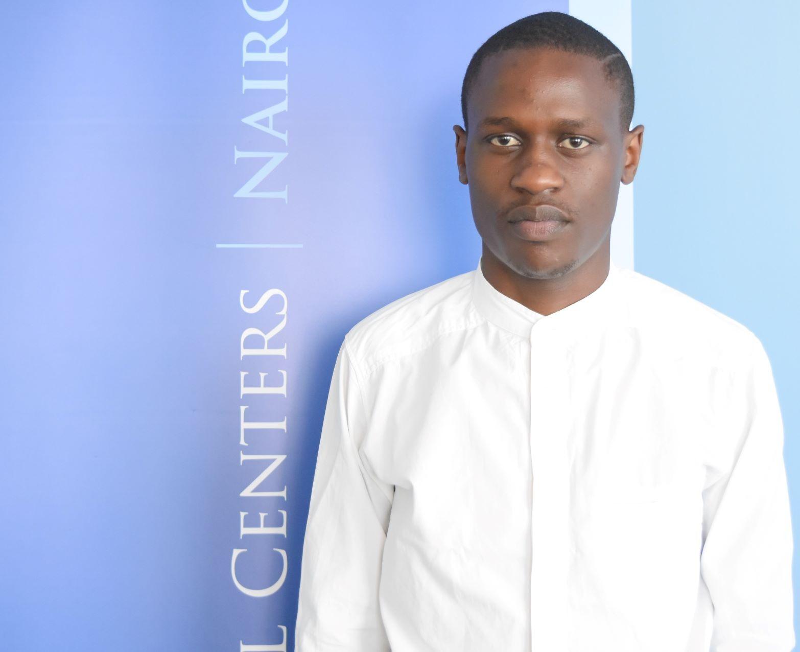 photo of Joel T. Mwangi