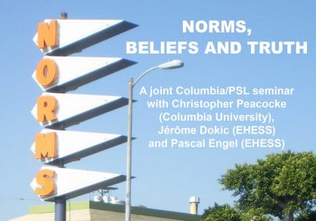 Norms, Beliefs and Truth: The normative significance of epistemic phenomenology