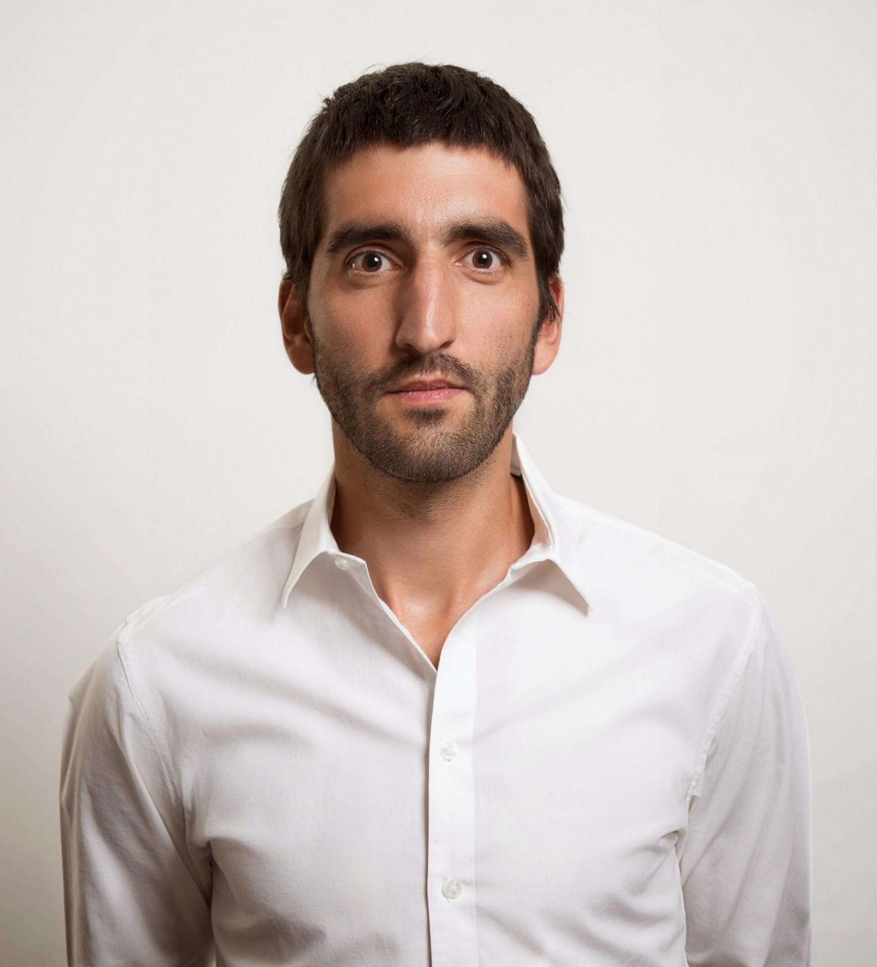 photo of Gabriel Prudencio