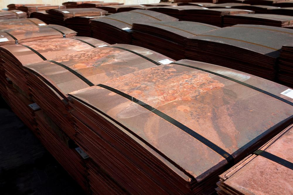 The Future of Chile's Copper Industry