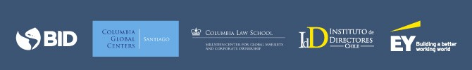 BID, CGC Stgo, Columbia Law School, IdD, EY