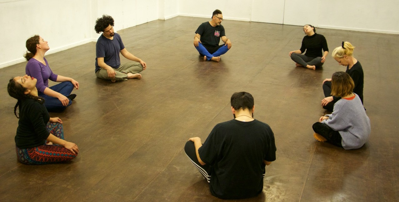 Embodied Performance workshop