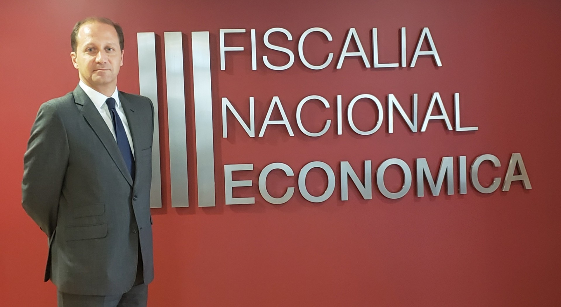 Ricardo Riesco new prosecutor of the Chilean Competition Agency