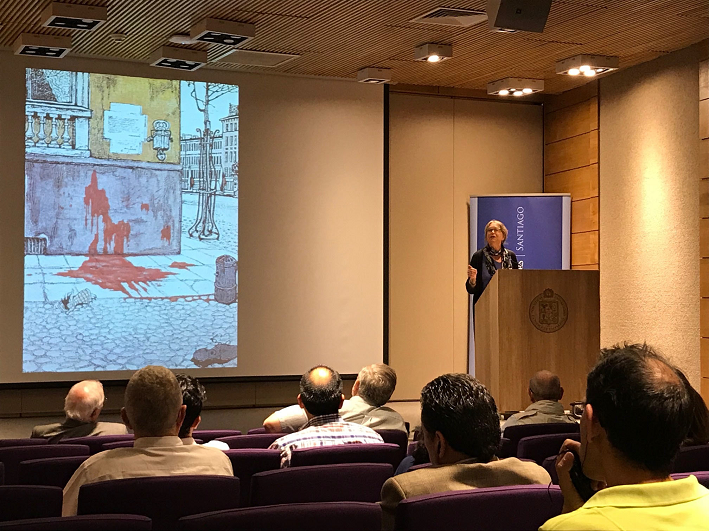 "Catherine Evtuhov  in her lecture entitled ""Was There a Revolution in 1917? A View from Russia's Imperial Period"""