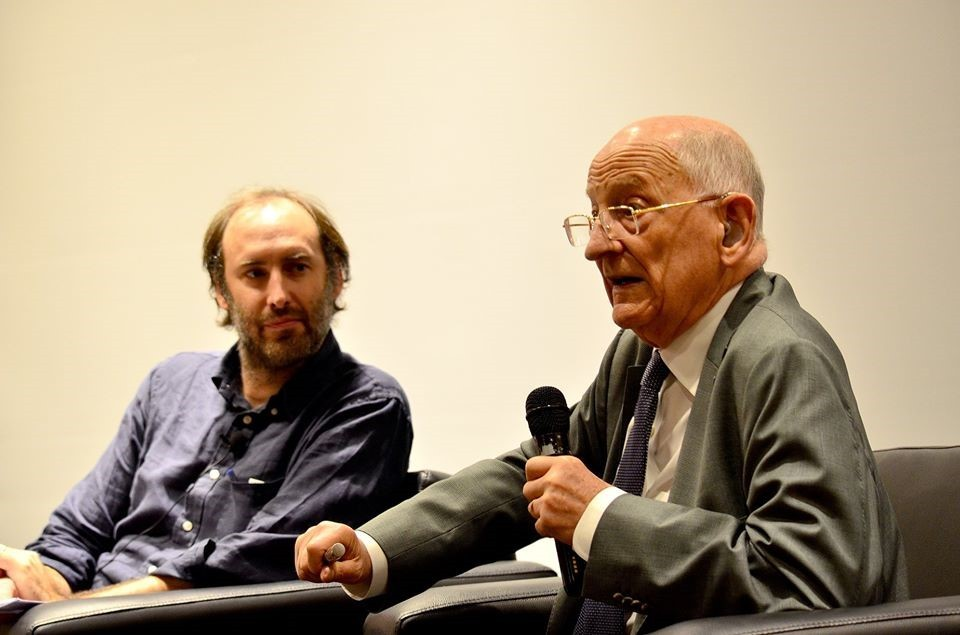 Alex Behn and Otto Kernberg