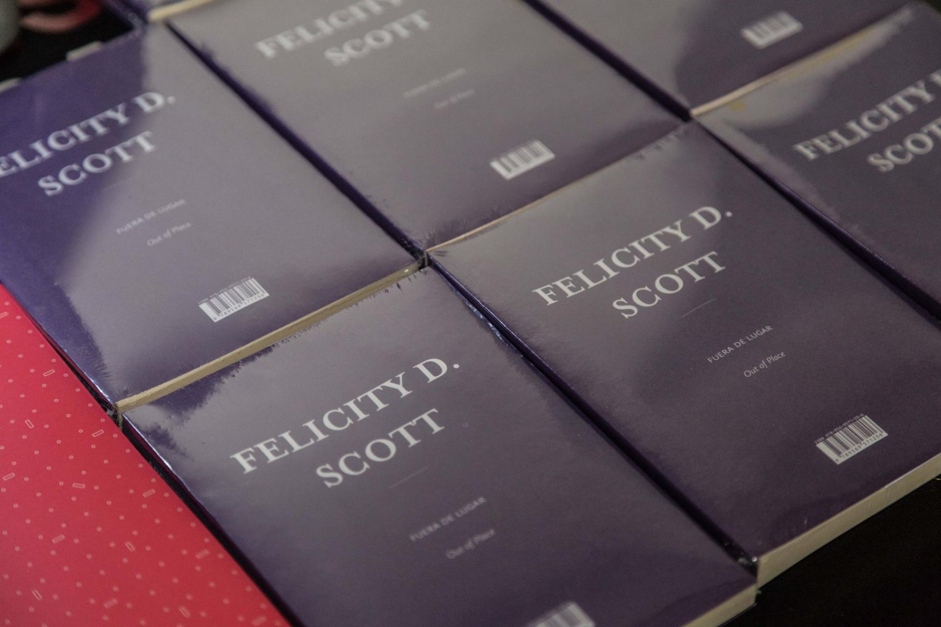 Felicity D. Scott Book Launch and Lecture in Chile