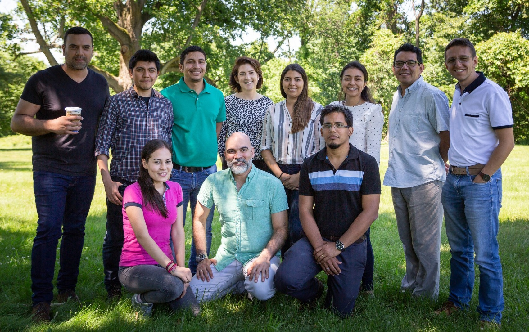 Next Gen of seasonal climate forecasts training group led by Angel Muñoz