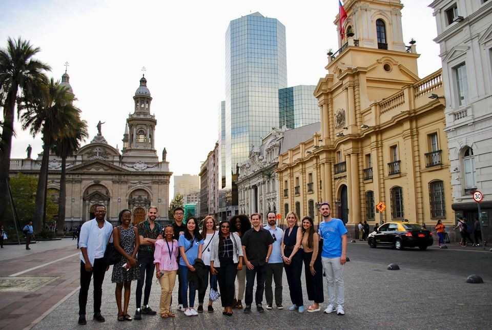 SPS launches first-ever global career practicum in Chile
