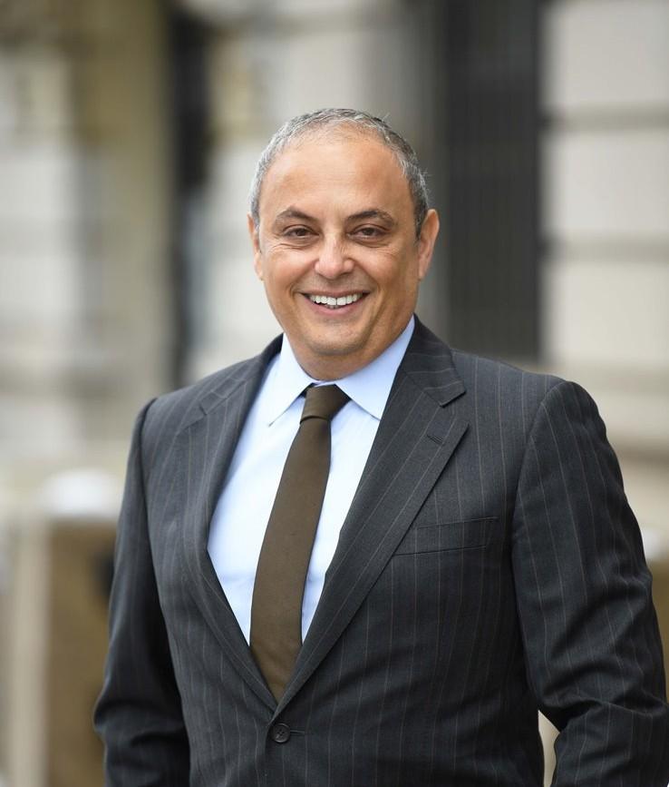 photo of Safwan M. Masri