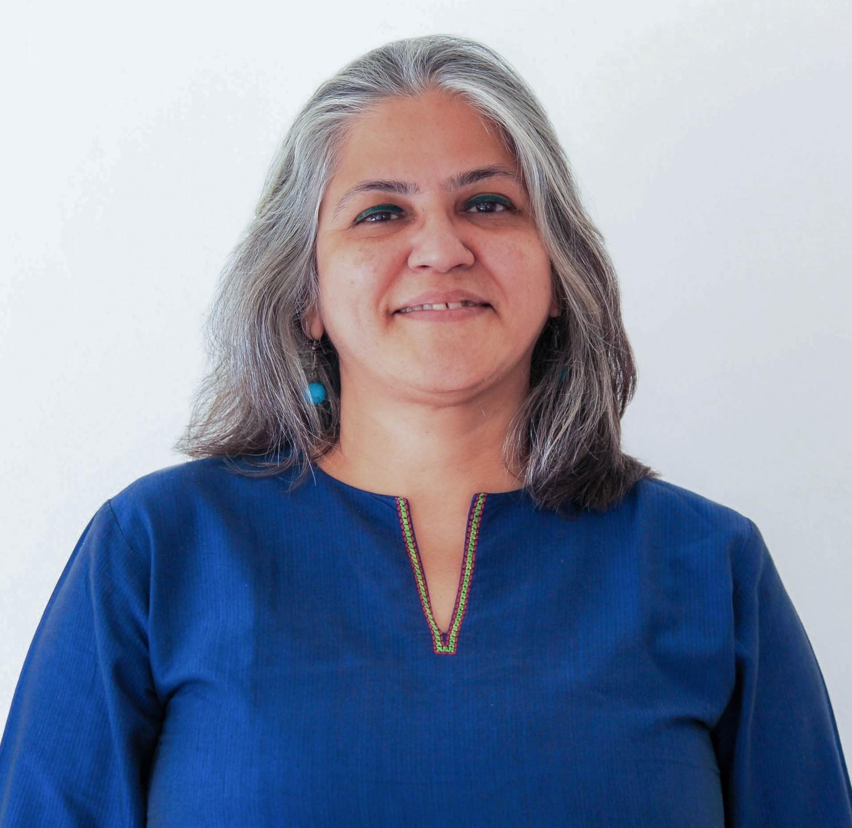 photo of Shama Kamat