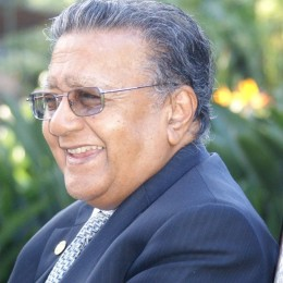 Photo of Dr. Manu Chandaria, OBE, CBS, EBS